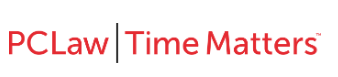PCLaw-TimeMatter-Logo