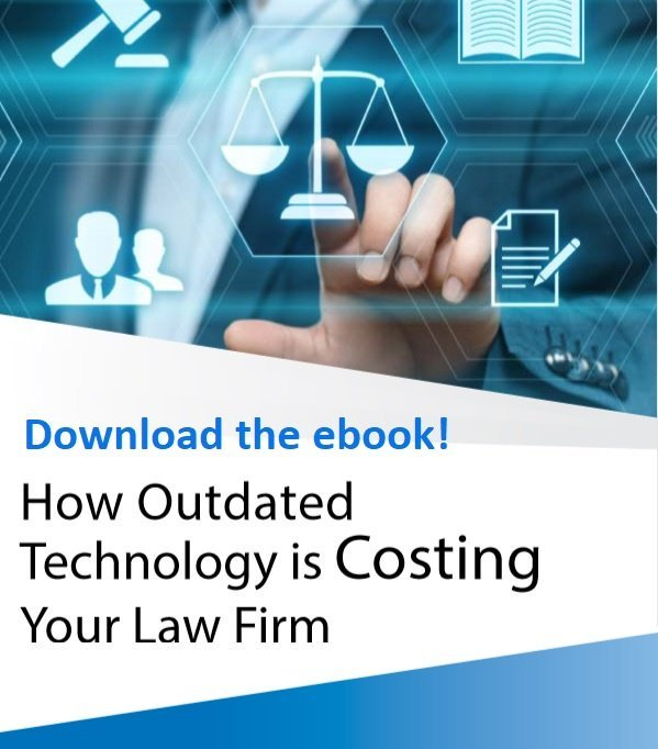 How outdated technology is costing your law firm - ebook