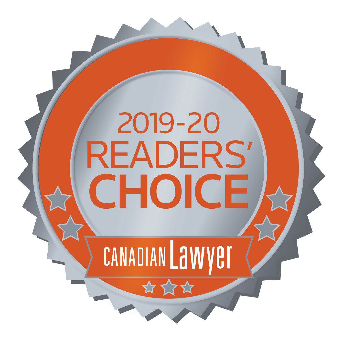 Canadian Lawyer Readers Choice