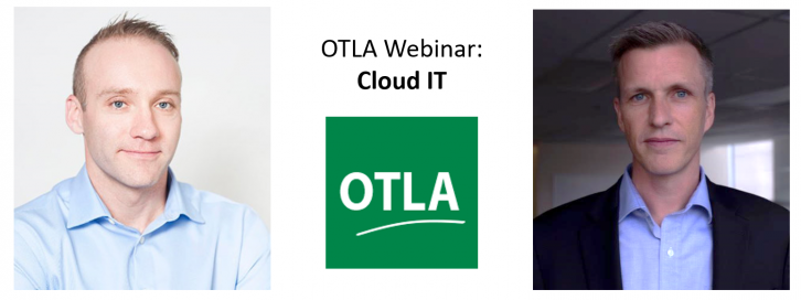 "OTLA Presents Webinar ""The Advantages of Cloud IT"""
