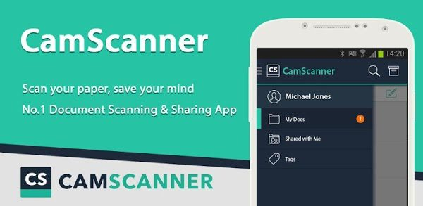 Have you tried CamScanner yet?