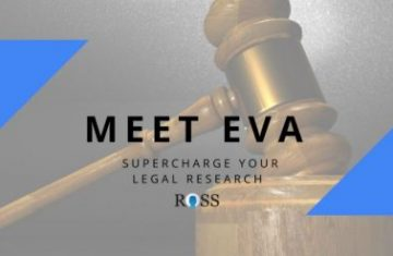 EVA – Your new legal AI assistant