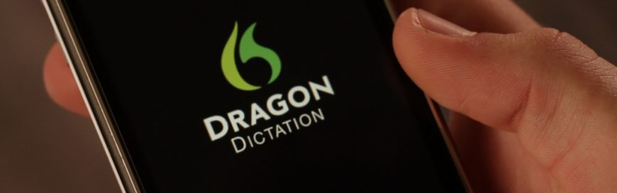 Dragon Dictation Goes Mobile