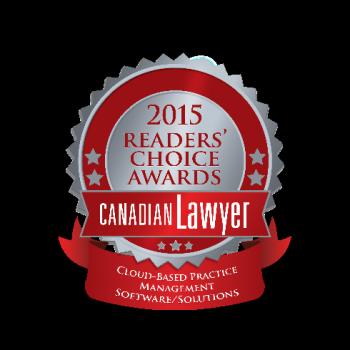 Canadian Lawyer 2015