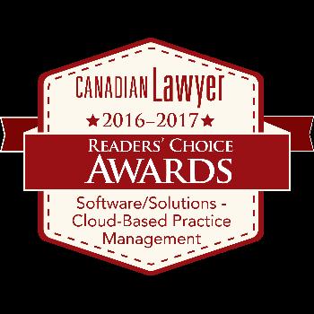 Canadina Lawyer 2016-2017