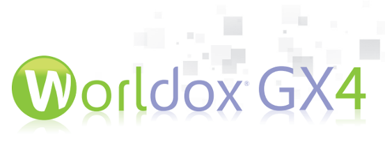 Saving a Document in Worldox GX4
